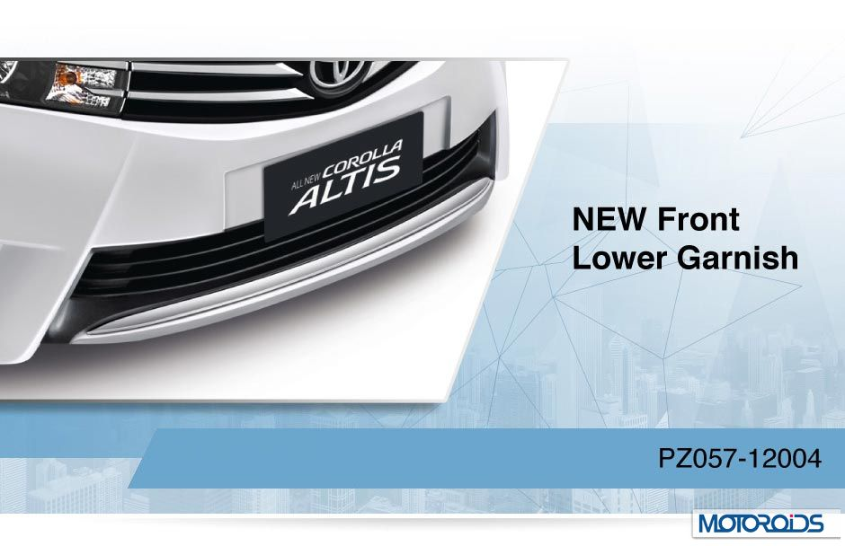 New Toyota Corolla Altis images (1)
