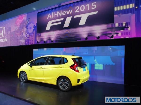 New USA Spec Honda Fit NAIAS 2014 (1)