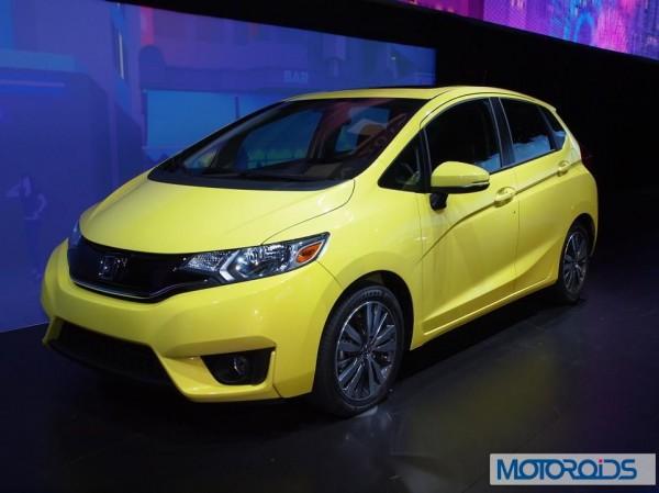 New USA Spec Honda Fit NAIAS 2014 (3)