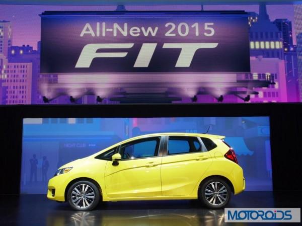 New USA Spec Honda Fit NAIAS 2014 (6)