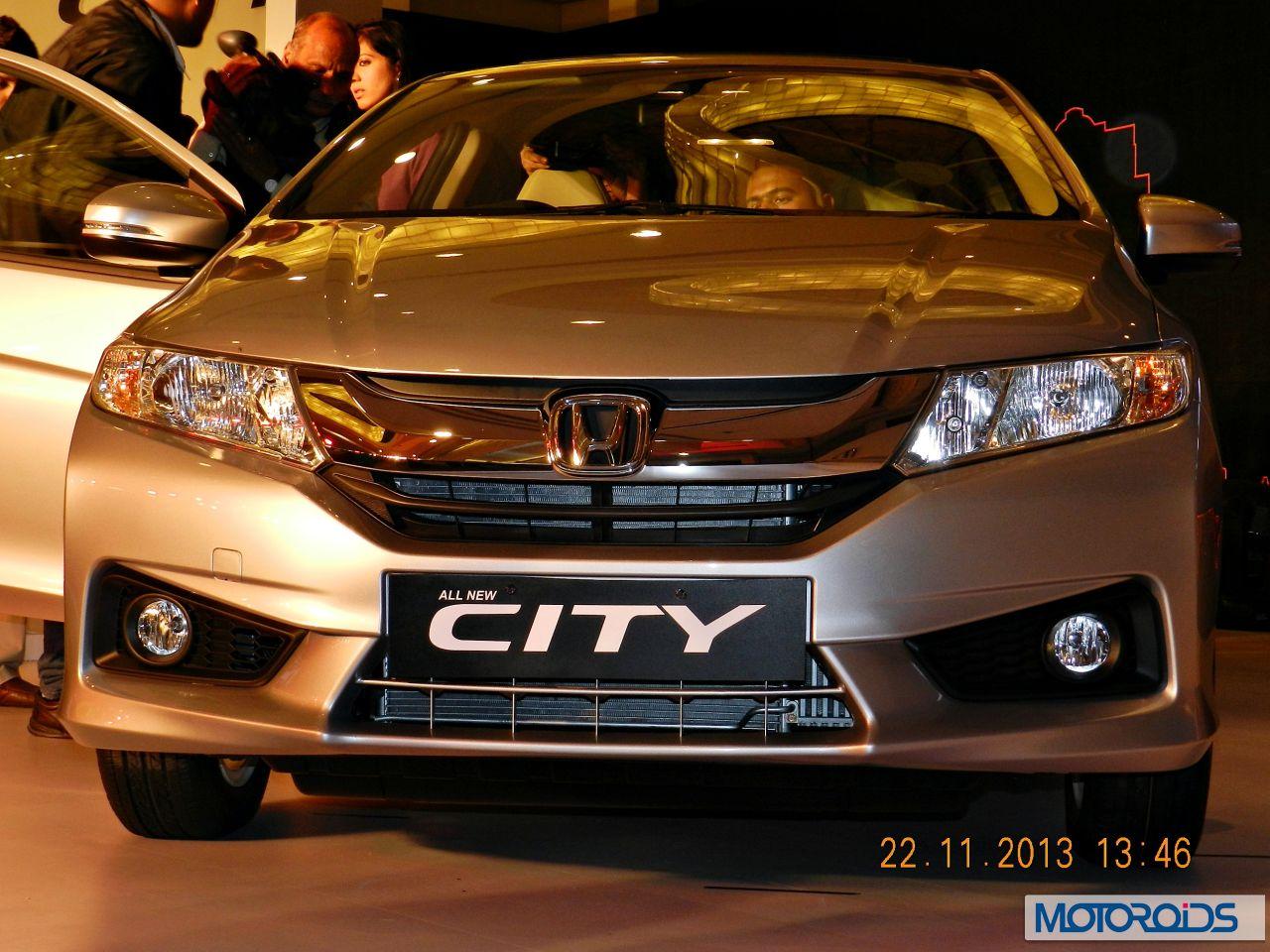 Picture Of Upcoming Honda City 2014 In India | Autos Weblog