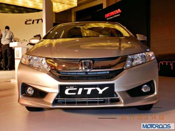 New next gen 2014 Honda City India Launch images