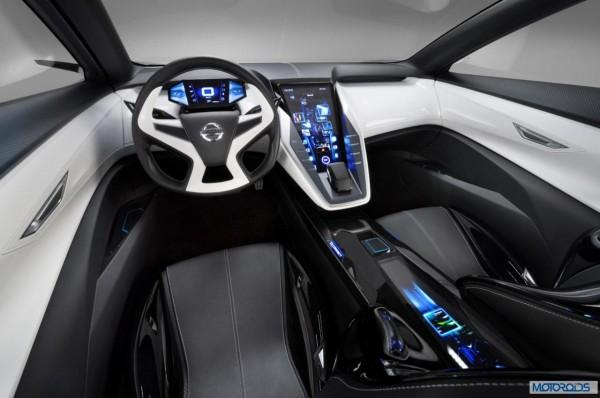 Nissan Friend Me Concept interior