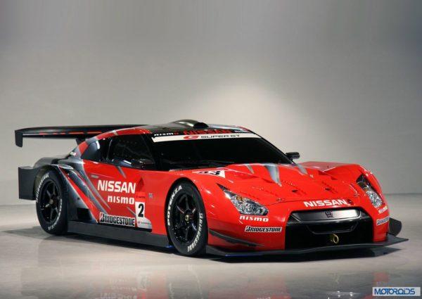 Nisssan GT-R GT500 Auto Expo 2014