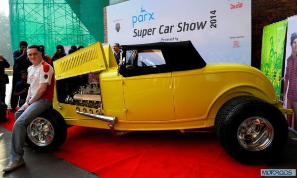 Parx Super Car show 2014 with Rebel Hot rod (3)