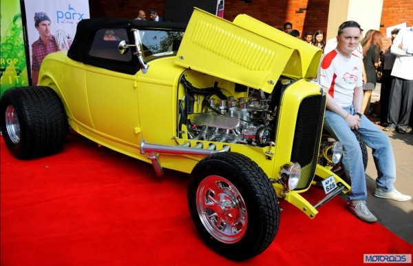 Parx Super Car show 2014 with Rebel Hot rod
