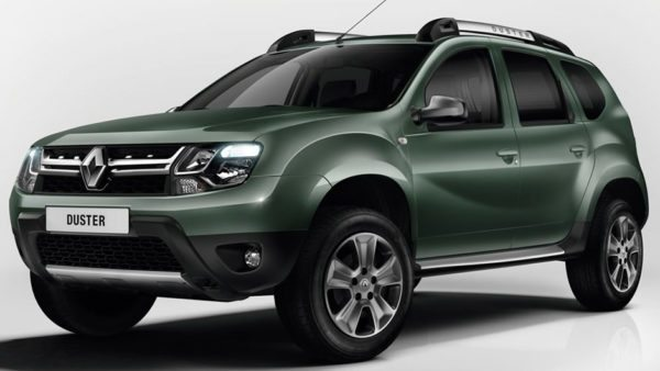 Renault Duster facelift Auto Expo 2014