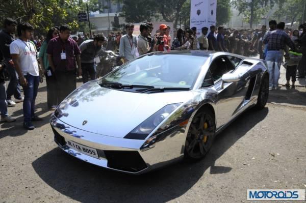 Super Cars at the 6th Parx Super Car Show a