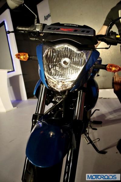 Suzuki Gixxer 155cc motorcycle india (12)