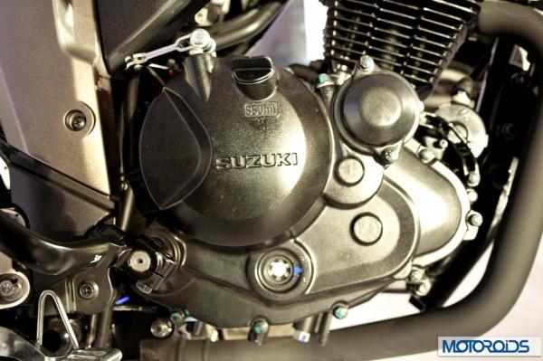 Suzuki Gixxer 155cc motorcycle india