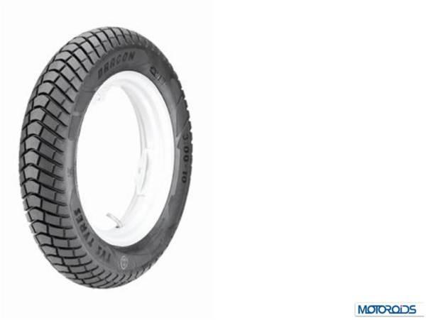 TVS Dragon Tyres