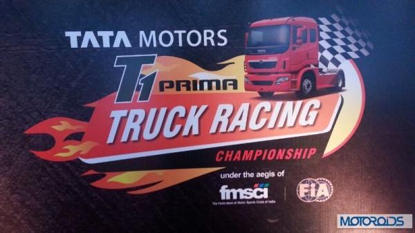 Tata Motors T1 Prima Truck Racing India (1)