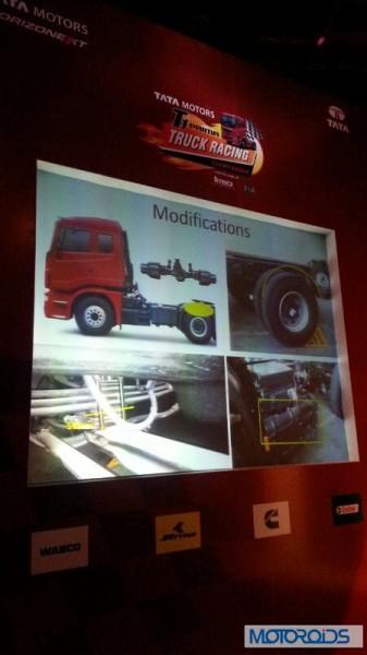Tata Motors T1 Prima Truck Racing India (6)