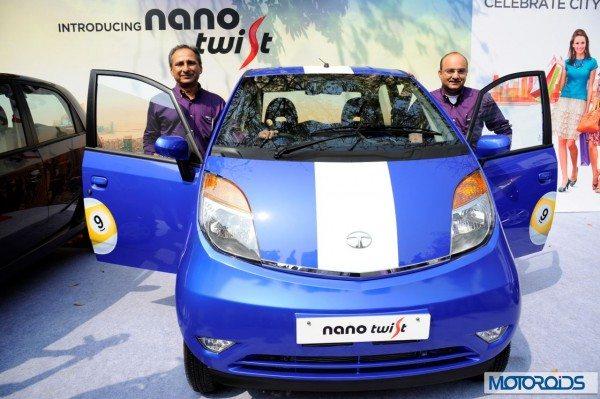 Tata Nano Twist India Launch (2)