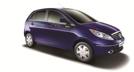 Tata Vista VX Tech exterior
