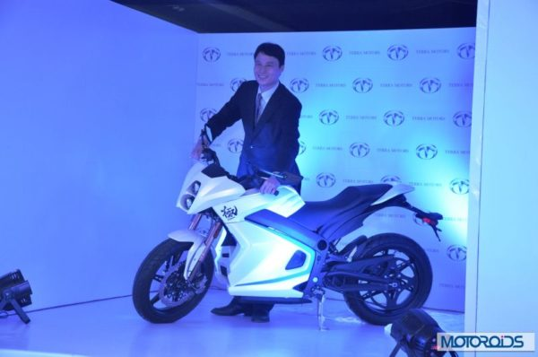 Terra Motors Kiwami India launch