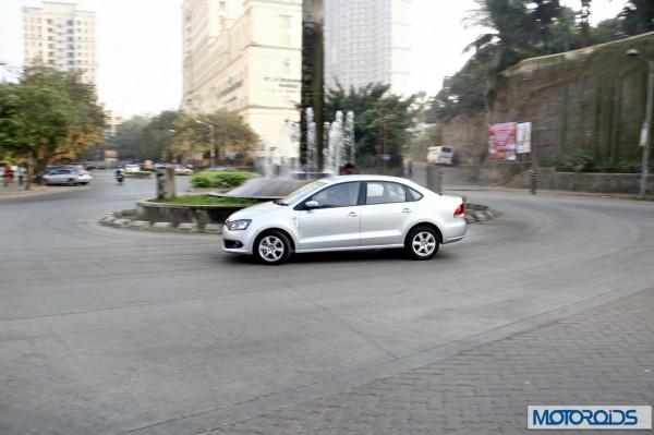 VW Vento 1.2 TSI DSG exterior (3)