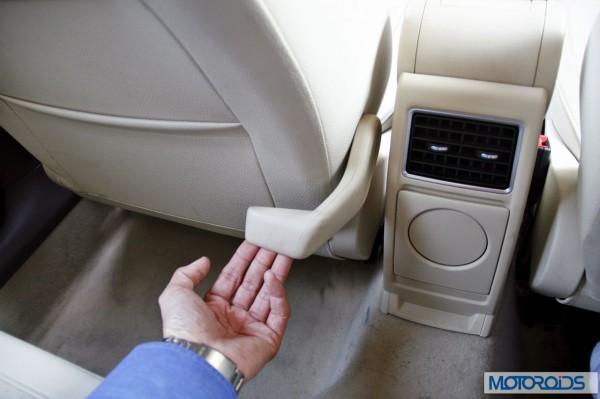 VW Vento 1.2 TSI DSG interior (22)