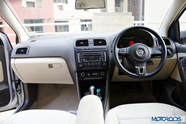 VW Vento 1.2 TSI DSG interior (23)
