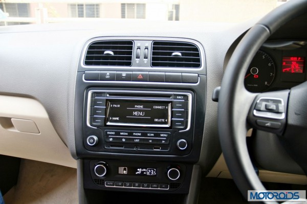 VW Vento 1.2 TSI DSG interior (4)