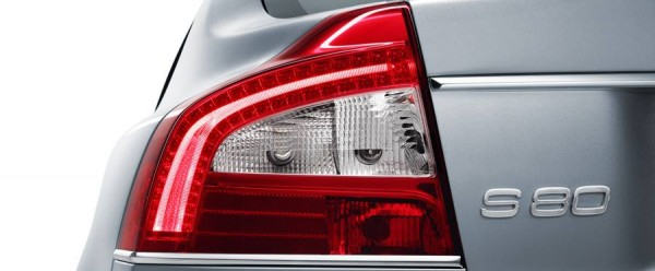Volvo S80 facelift India launch soon; Teaser image released