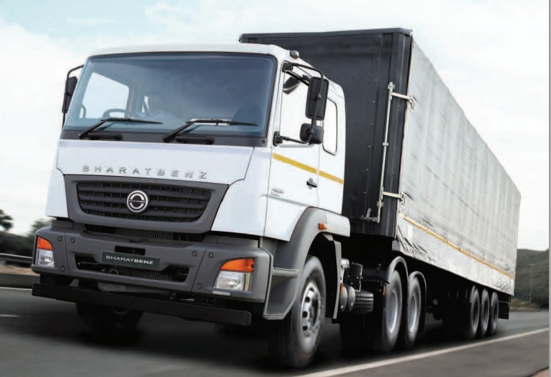 Entire Bharatbenz Range Of Trucks And Buses Upgraded To Meet Bharat