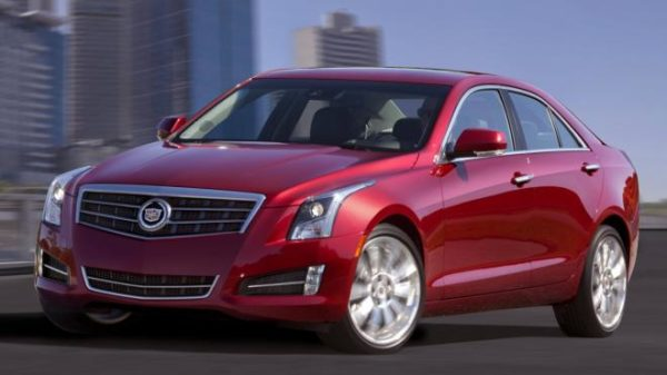 Upcoming 2015 Cadillac ATS-V to be powered by a twin-turbo V6