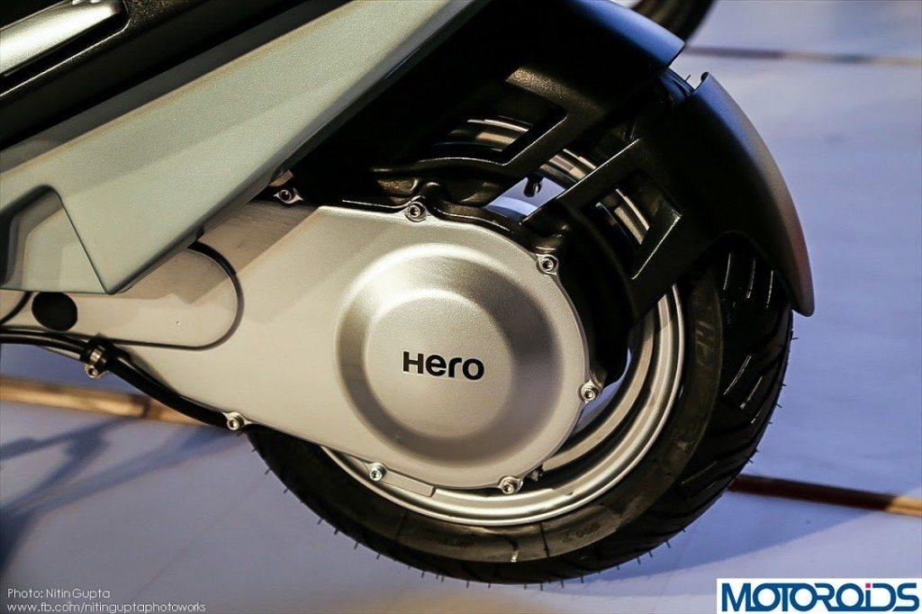 hero leap belt drive