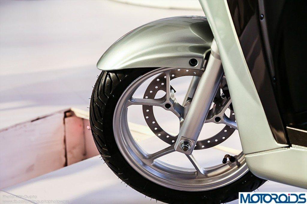 hero leap disc brake