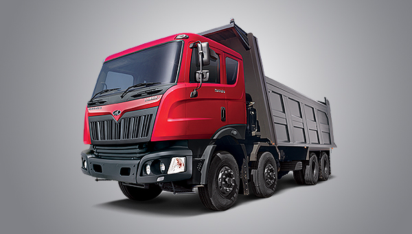 mahindra Trucks and Buses at Auto Expo2014 (2)