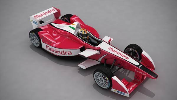 mahindra-electric-racing-car