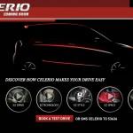 Maruti Suzuki Celerio Revealed Officially; Returns 23.1 KMPL