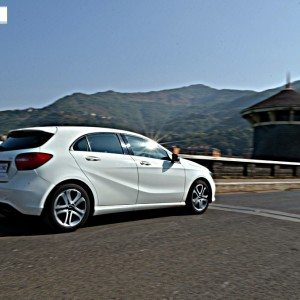 mercedes a180 cdi review, specifications, price, images and