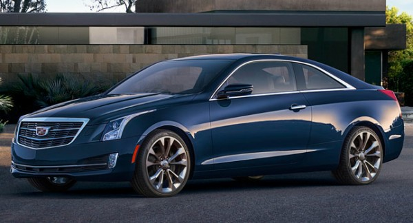 NAIAS LIVE: New Cadillac ATS Coupe unveiled. [Official Images and Details]