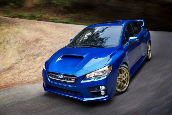 New Subaru WRX STI Price in UK to be £28,995 OTR. Sales commence in May 2014