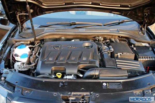 new 2014 Skoda Octavia facelift diesel