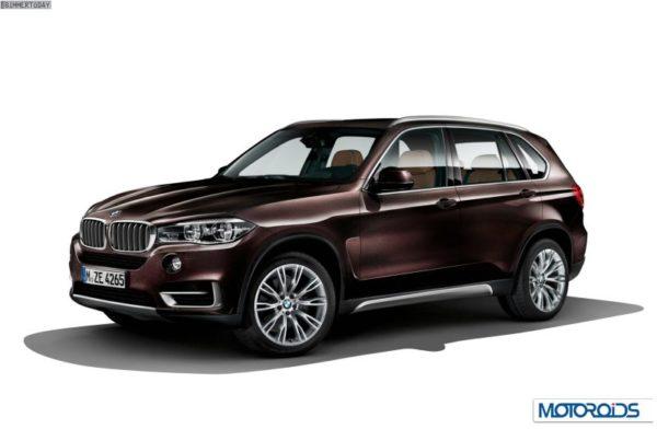 new BMW X5 Auto Expo 2014