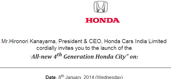 new-honda-city-india-launch