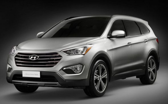 Confirmed- New Hyundai Santa Fe India launch on February 5 at Auto Expo 2014