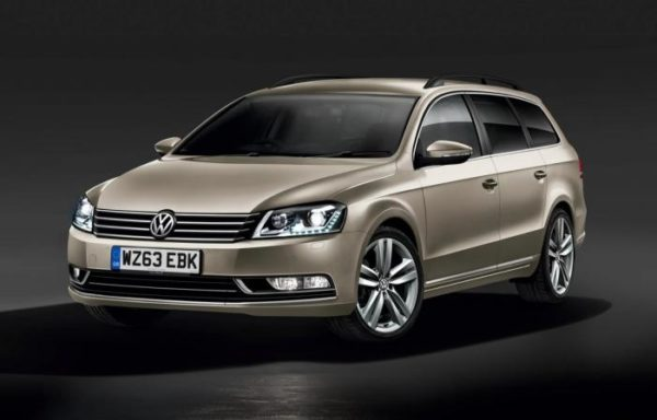 Volkswagen Passat Executive and Executive Style trims launched in UK