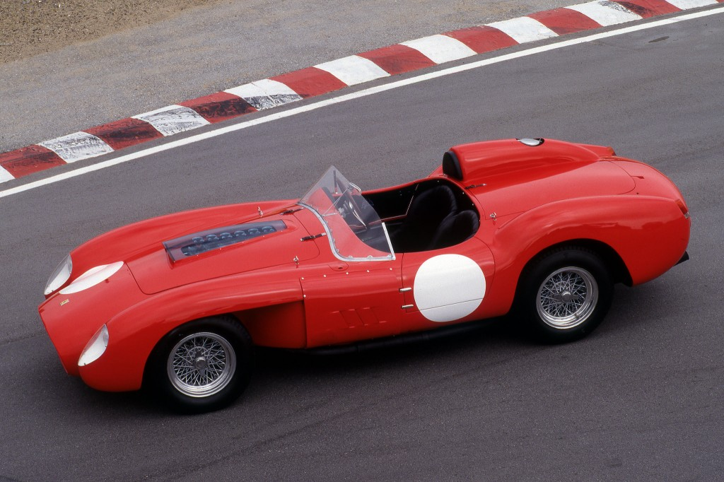 1958 Ferrari 335S sold for 21 million