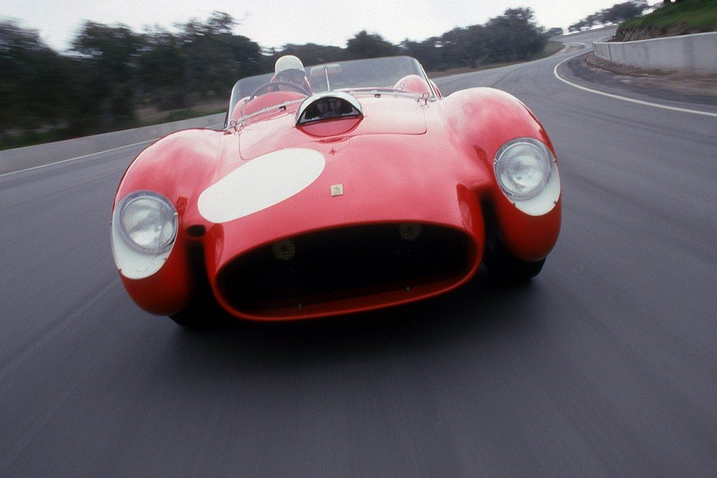 1958 Ferrari 335S sold for 21 million (2)
