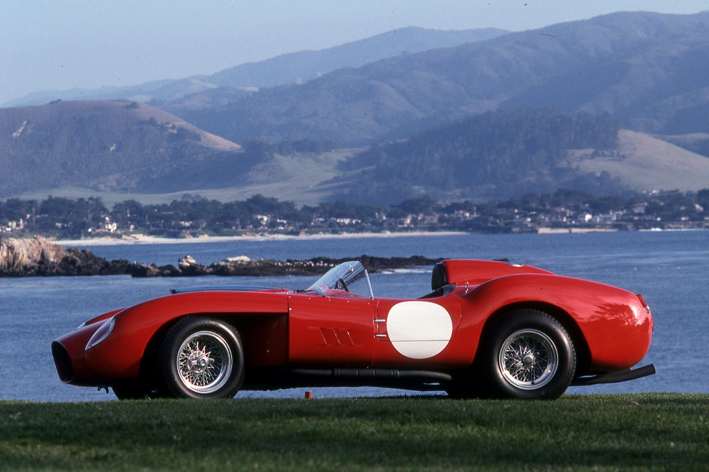 1958 Ferrari 335S sold for 21 million (5)