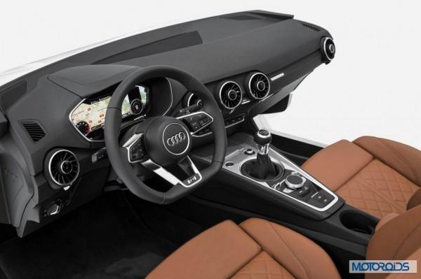 2014 Audi TT Official Sketches (2)