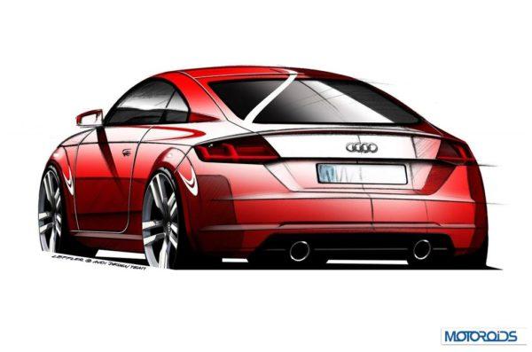 2014 Audi TT Official Sketches (4)