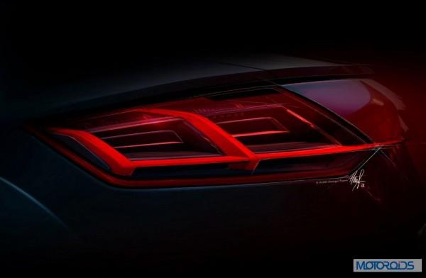 2014 Audi TT Official Sketches (5)