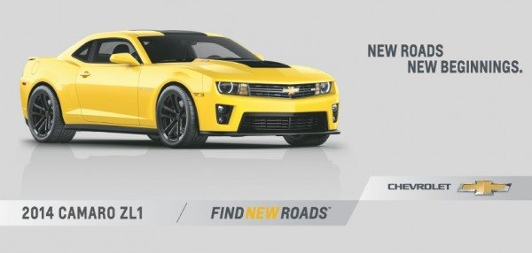 Chevrolet at Auto Expo 2014: Camaro ZL1, Adra concept, Trailblazer, Beat facelift to make India debut