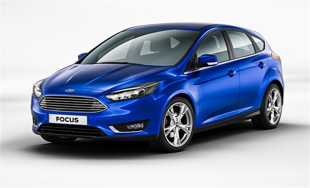 2014 Ford Focus Facelift (2)