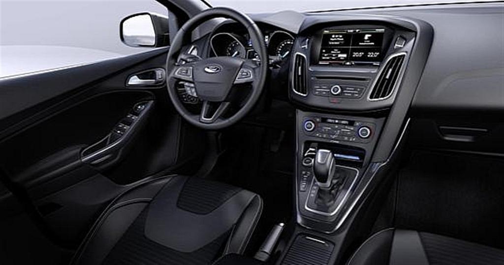 2014 Ford Focus interiors