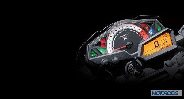 2014 Kawasaki Z250 India (10)